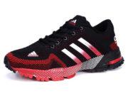 Adidas Marathon TR21 черно-красные - фото слева