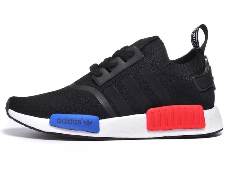 Кроссовки Adidas NMD Runner мужские черные - купить в Москве в ... f51777139ed