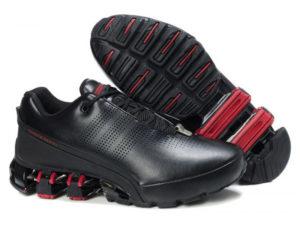 Кроссовки Adidas Porsche Design Sport P5000 мужские черные с красным