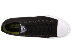 Кеды Converse Chuck Taylor All Star черные мужские - фото сверху