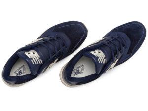 Кроссовки New Balance 530 мужские темно-синие с белым - фото сверху