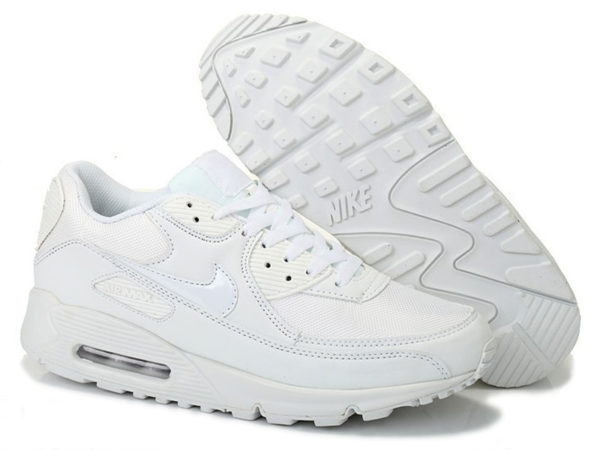 Кроссовки Nike Air Max 90 Skyline белые