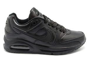 Кроссовки Nike Air Max 90 Skyline черные - фото справа