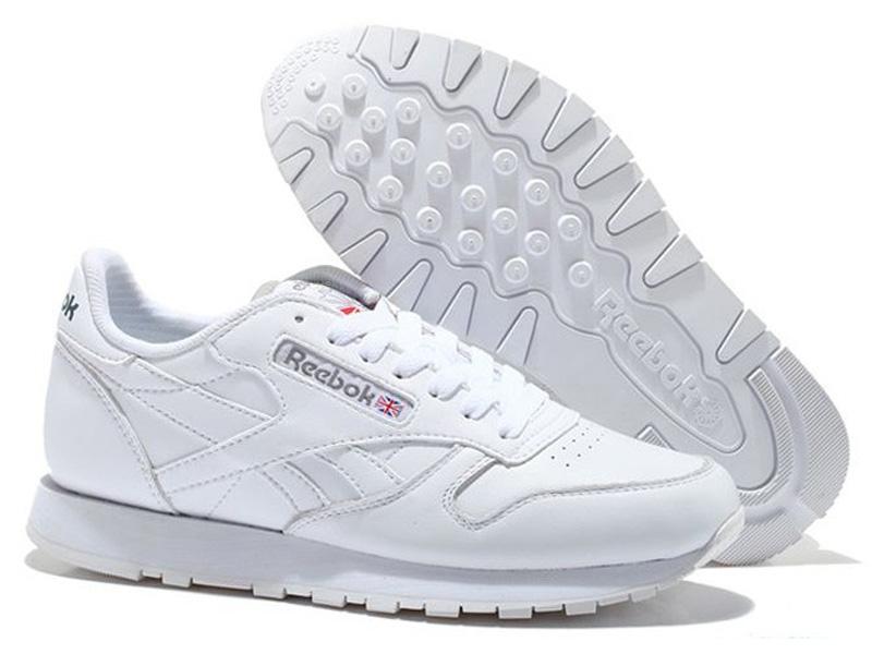 Кроссовки Reebok Classic белые
