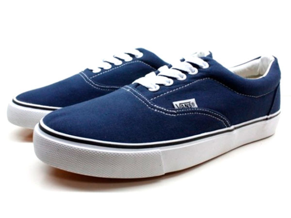 Кеды Vans Authentic темно-синие