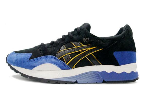 Кроссовки Asics Gel Lyte 5 мужские черные с синим