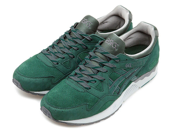Кроссовки Asics Gel Lyte 5 темно-зеленые мужские