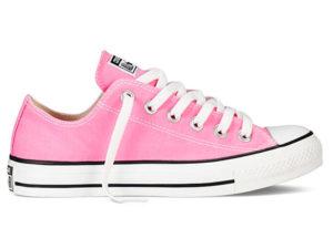 Кеды Converse Chuck Taylor All Star розовые женские - фото справа