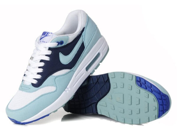 Кроссовки Nike Air Max 87 голубые с синим женские