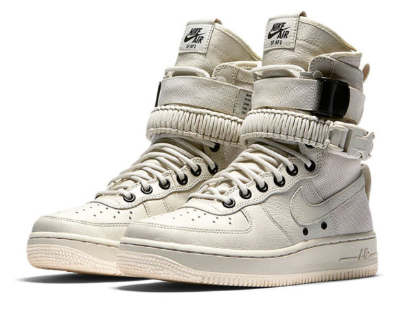 Кроссовки Nike Air Force 1 Special Field белые мужские