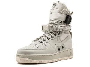 Кроссовки Nike Air Force 1 Special Field белые мужские - фото спереди