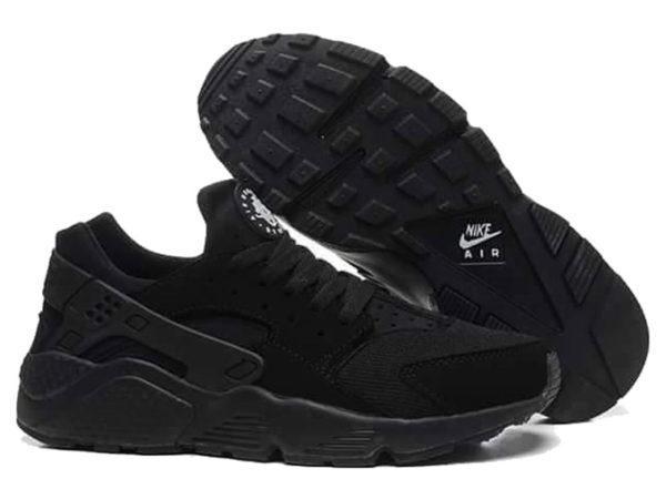 Кроссовки Nike Air Huarache Ultra черные мужские