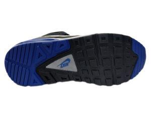 Зимние Nike Air Max 90 Skyline Leather черные с белым - фото подошвы
