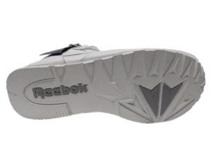 Зимние Reebok Classic Leather белые - фото подошвы