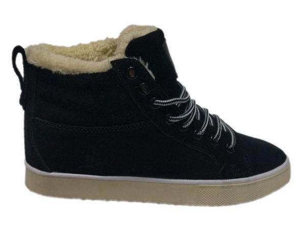 Зимние Adidas Ransom черные