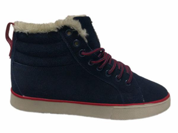 Зимние Adidas Ransom темно-синие