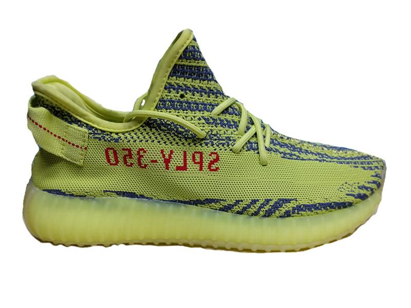 Adidas Yeezy Boost 350 желтые