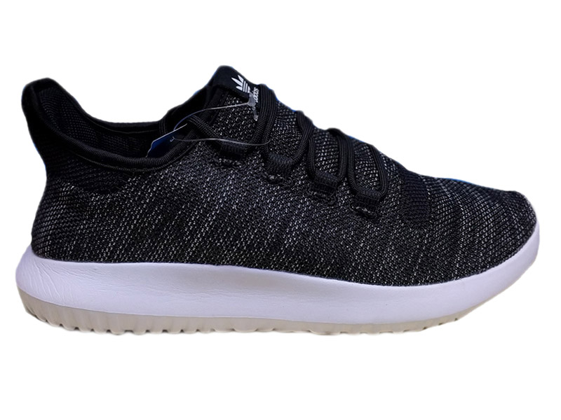 Adidas Tubular Shadow черные с белым