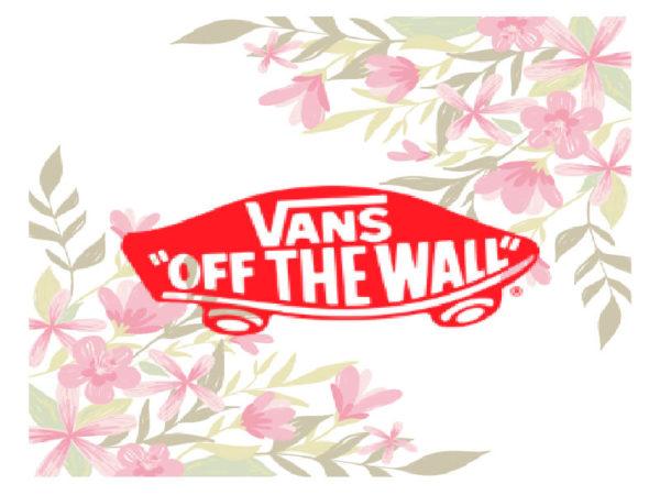 Весенние кеды Vans