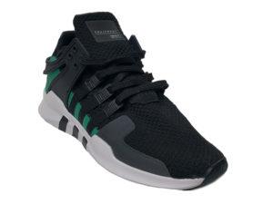 Adidas Equipment ADV 91-17 черные с зеленым мужские
