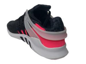 Adidas Equipment ADV 91-17 черно-белые с оранжевым