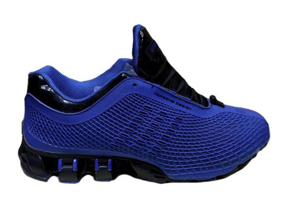 Adidas Porsche Design Sport синие с черным в сетку