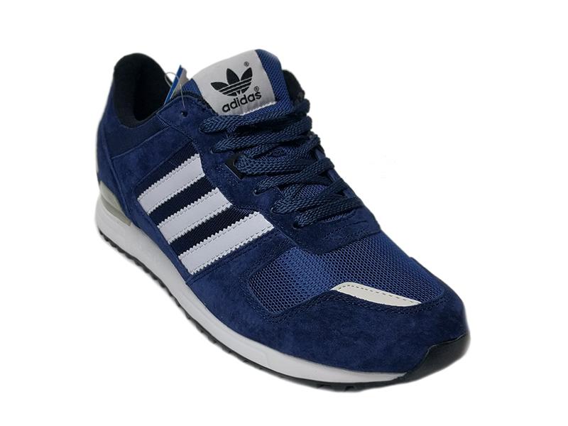 promo code a019f c3233 Adidas ZX 700 синие с белым ...