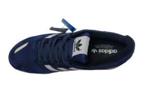 Adidas ZX 700 синие с белым