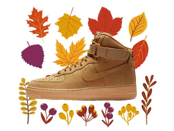 Осенние мужские кроссовки