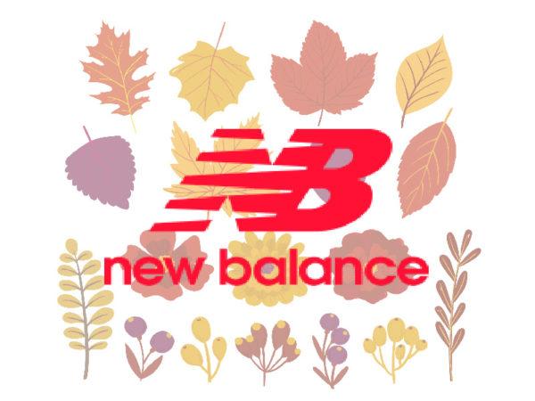 Осенние кроссовки New Balance