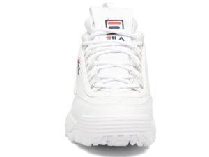 Fila Disruptor 2 белые кожаные