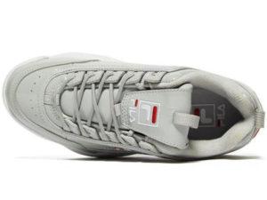 Fila Disruptor 2 серые с белым