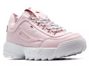 Fila Disruptor 2 светло-розовые