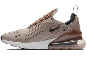 Nike Air Max 270 коричневые