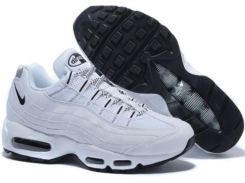 Nike Air Max 95 белые