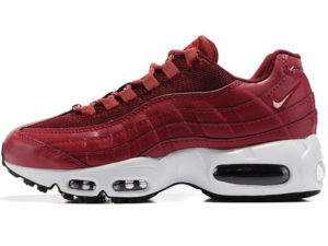 Nike Air Max 95 Essential красные