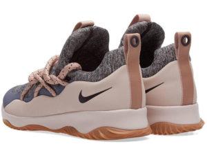 Nike City Loop серые с розовым