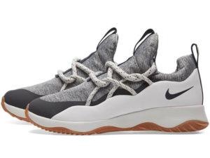 Nike City Loop серые с белым