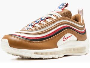 Nike Air Max 97 TT PRM коричневые