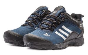 Adidas Terrex Climaproof Blue синие 40-45
