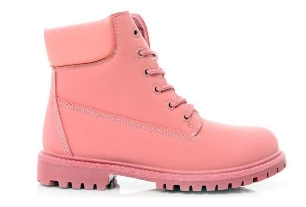 Ботинки Timberland Classic Pink розовые с мехом 35-40 — купить в ... aa4d65c9e7cd4
