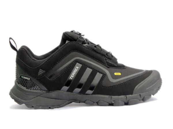 Adidas Terrex Gore-Tex черные с серым
