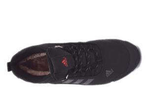 Adidas Terrex Climaproof черные с мехом