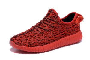 Adidas Yeezy 350 Boost (kanye west) red красные (35-45)