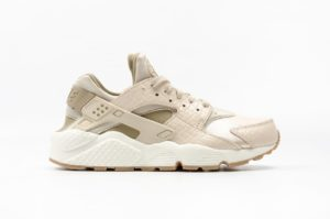 Nike Air Huarache Run Premium бежевые женские (35-40)