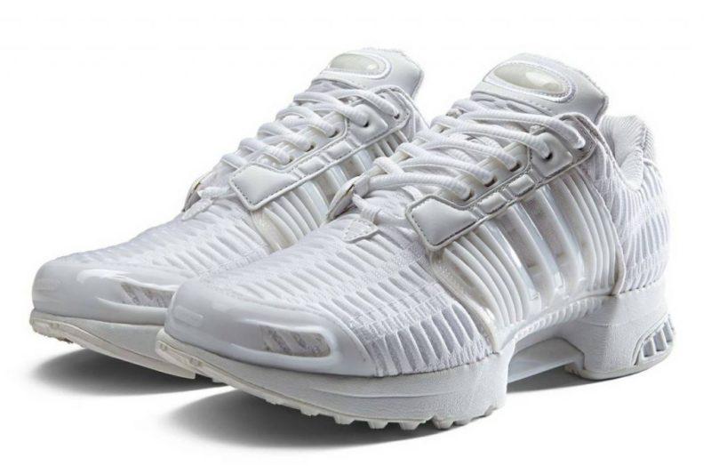 Кроссовки Adidas Climacool 1 белые / white  40-45