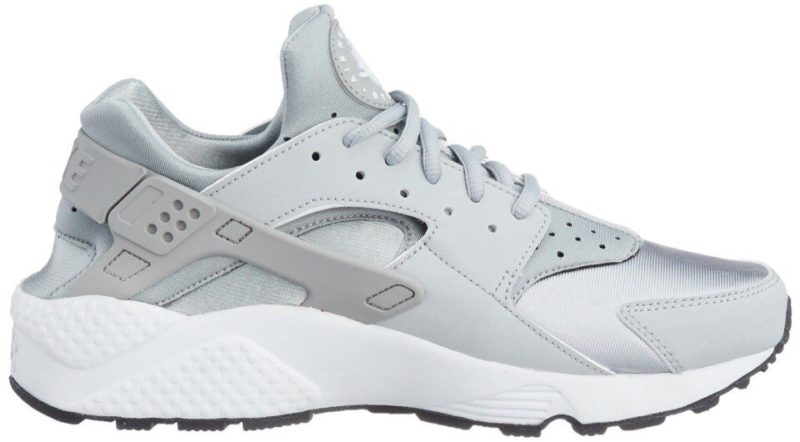 Nike Air Huarache серебряные  (35-45)
