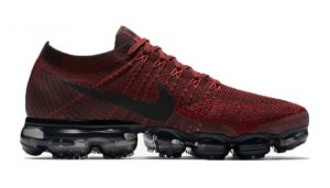 Nike Air VaporMax Flyknit red красные 40-44