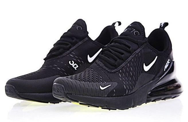 Nike Air Max 270 черные (35-44)