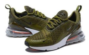 Nike Air Max 270 зеленые (40-44)